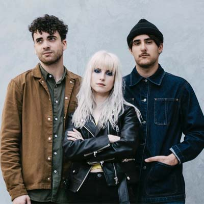 Paramore Contact Information
