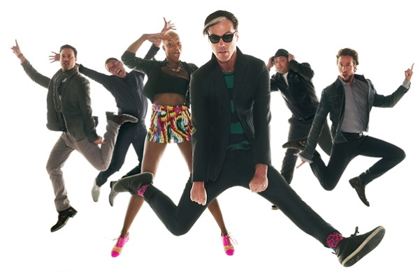 Fitz and the Tantrums contact information