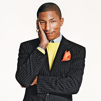 Pharrell Williams contact information