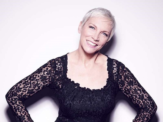 Annie Lennox contact information