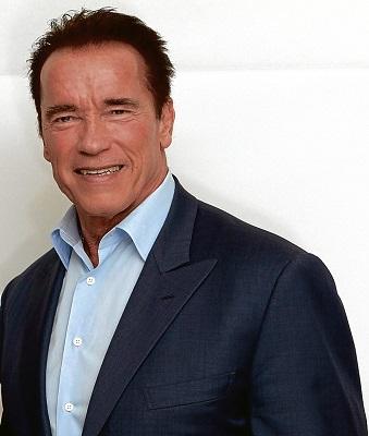 Arnold Schwarzenegger contact information