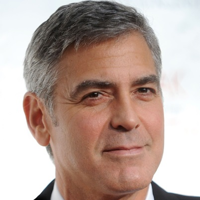 George Clooney contact information