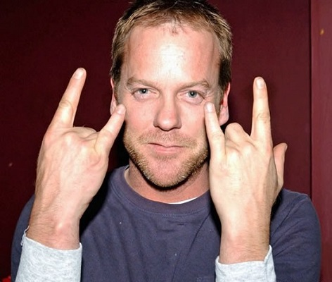 Kiefer Sutherland Contact Information