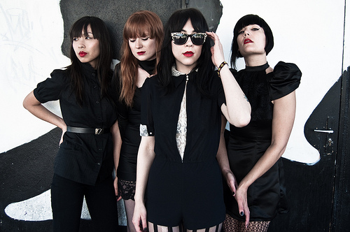 Dum Dum Girls Contact Information