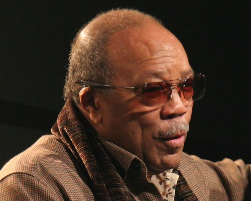 Quincy Jones Contact Information