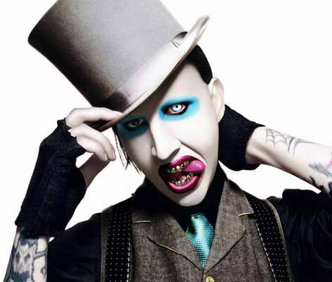 Marilyn Manson Contact Information