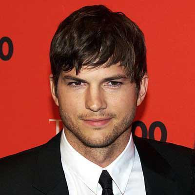 Ashton Kutcher Contact Information