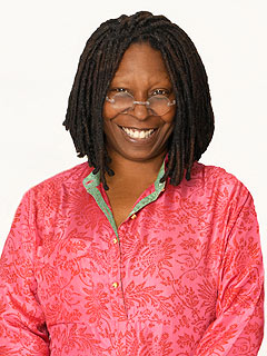 Whoopi Goldberg Contact Information