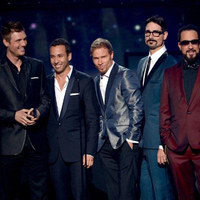 Backstreet Boys Contact Information