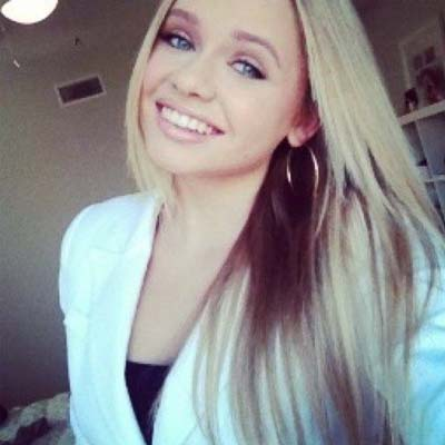 Alli Simpson Contact Information