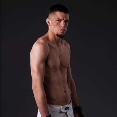 Nate Diaz Contact Information