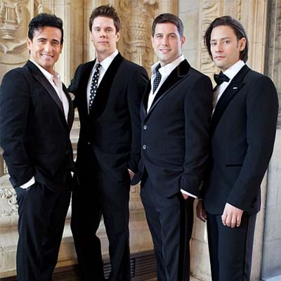 Il Divo Contact Info   Booking Agent, Manager, Publicist