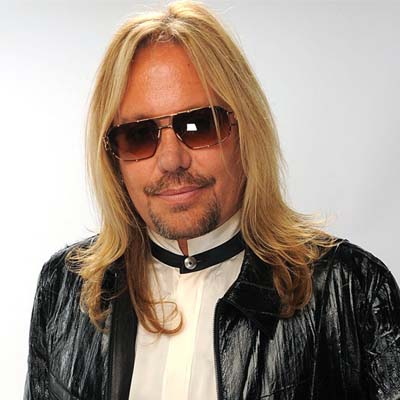 Vince Neil Contact Information