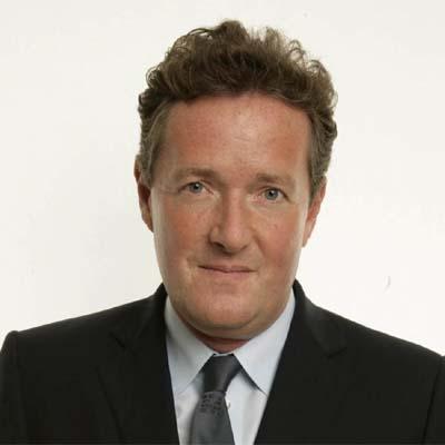 Piers Morgan Contact Information