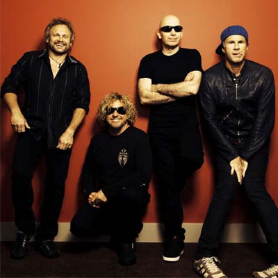 Chickenfoot Contact Information