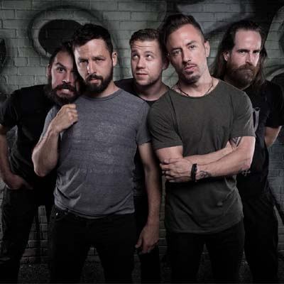 The Dillinger Escape Plan Contact Information