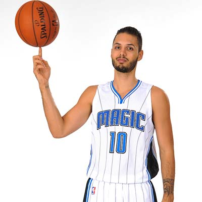 Evan Fournier Contact Information