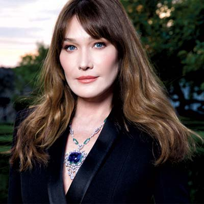 Carla bruni contact info booking agent manager publicist for Bruni arredamento