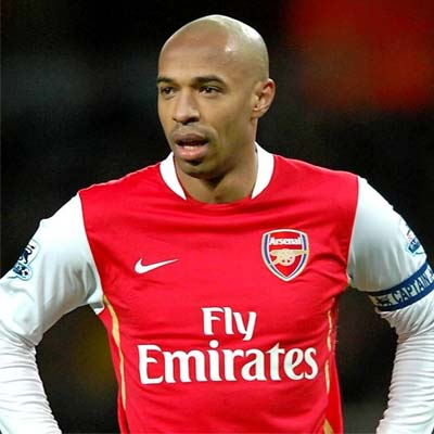 Thierry Henry Contact Info | Booking Agent, Manager, Publicist