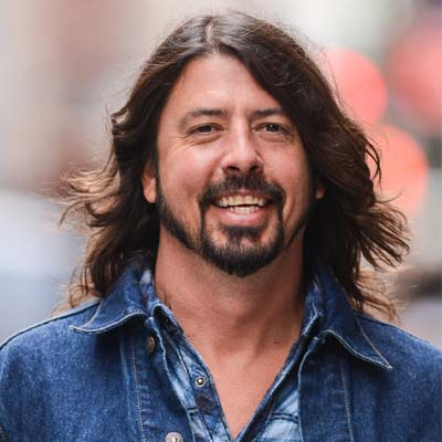Dave Grohl Contact Information