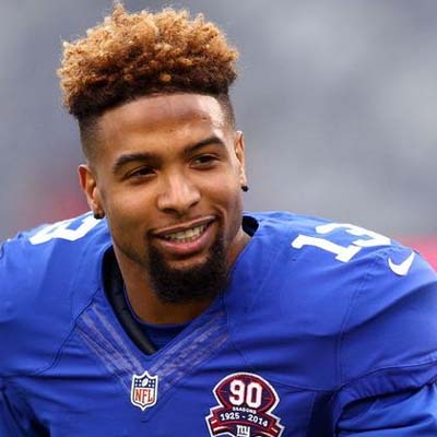 Odell Beckham Jr. Contact Information