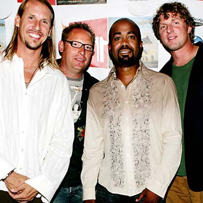 Hootie & The Blowfish Contact Information