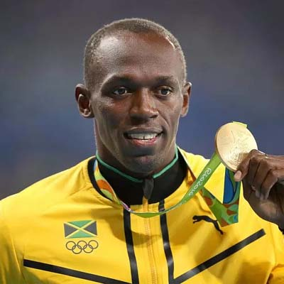 Usain Bolt Contact Information