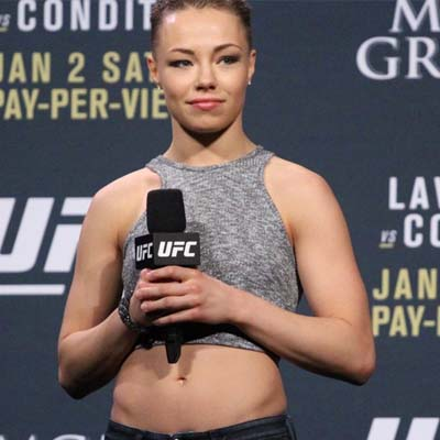 Rose Namajunas Contact Information