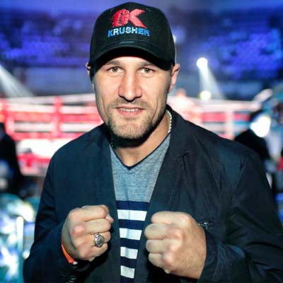 Sergey Kovalev Contact Information