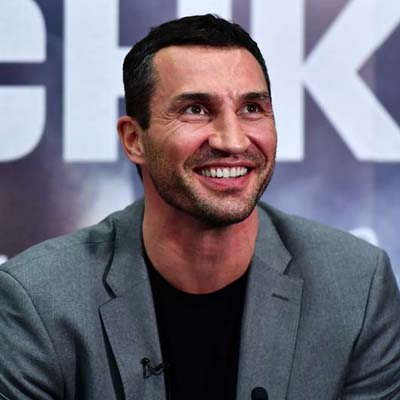 Wladimir Klitschko Contact Information