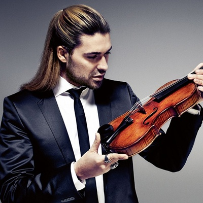 David Garrett Contact Information