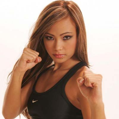 Michelle Waterson Contact Information