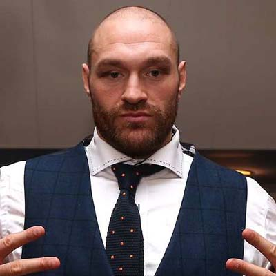 Tyson Fury Contact Information