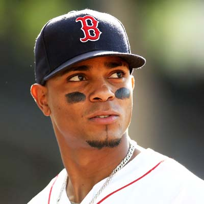 Xander Bogaerts Contact Information