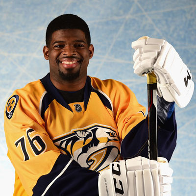 P. K. Subban Contact Information