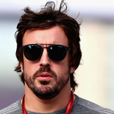 Fernando Alonso Contact Information