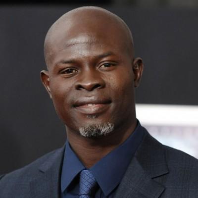 Djimon Hounsou Never Back Down Workout