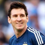 Lionel Messi Contact Information