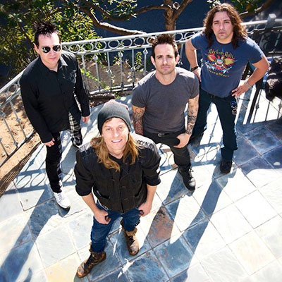 Puddle-of-Mudd-Contact-Information