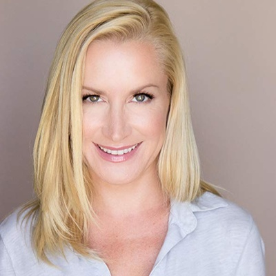 Angela Kinsey Contact Information
