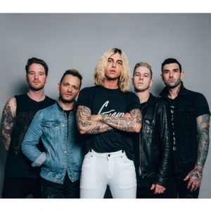 Sleeping With Sirens Contact Information