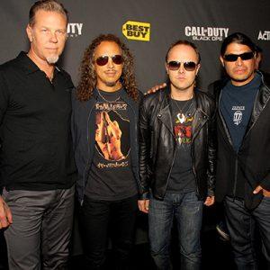 Metallica-Contact-Information